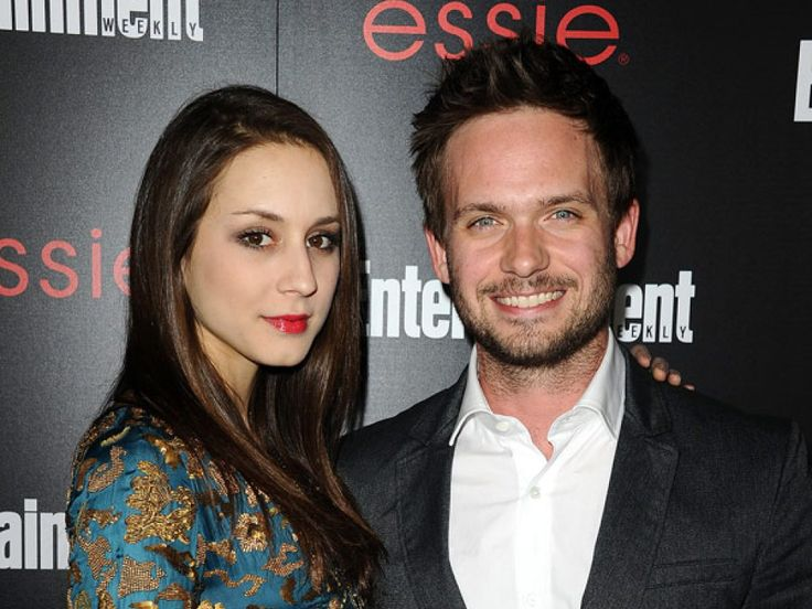 Looks like someone else is the 'Pretty Little Liar!' Even though 'Suits' star Patrick J. Adams is engaged to Troian, he was caught kissing and dirty dancing with a sexy mystery blonde in a Toronto ...