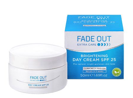 Fade Out Brightening Day Cream SPF 25 50ml Fade Out Brightening Day Cream SPF 25 50ml: Express Chemist offer fast delivery and friendly, reliable service. Buy Fade Out Brightening Day Cream SPF 25 50ml online from Express Chemist today! http://www.MightGet.com/january-2017-11/fade-out-brightening-day-cream-spf-25-50ml.asp