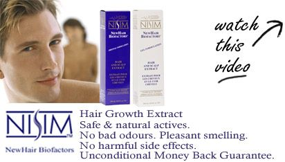 From now until August 9, 2013 get a free shampoo with your Hair Stimulating Extract purchase!