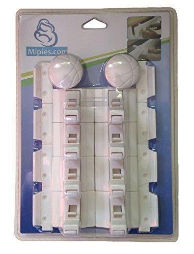 Oferta: 19.99€ Dto: -50%. Comprar Ofertas de Cerraduras Magneticas de Seguridad para Bebes y Niños | Cierre magnetico para Cajones, Armarios, Muebles, Puertas | Mantenga barato. ¡Mira las ofertas!