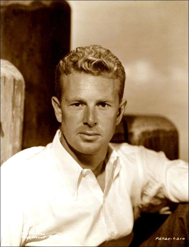 Young Sterling Hayden, c. 1946