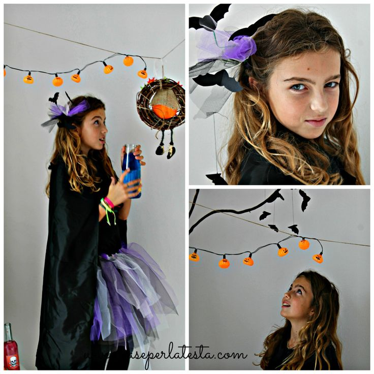 Costumi per Halloween fai da te -parte 2- * DIY Halloween costumes – part 2-