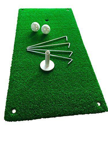 Revord Golf Chipping Mat. Hitting and driving practice. H... https://www.amazon.com/dp/B00YOBG9JW/ref=cm_sw_r_pi_dp_x_gTpjybM8SHK0F