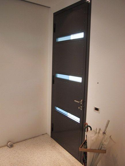 Porta blindata - interno - Fratelli Brivio #door