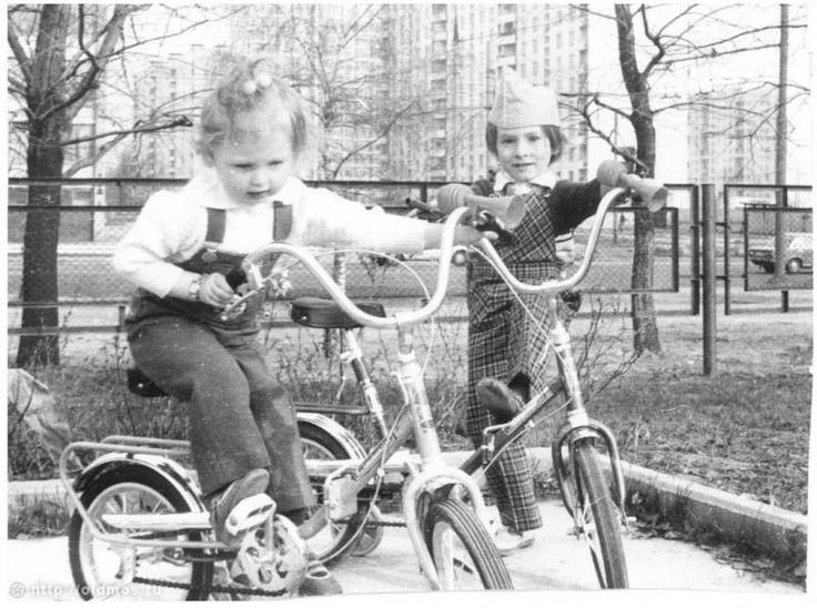 Фотография - Счастливое детство - Фотографии старой Москвы