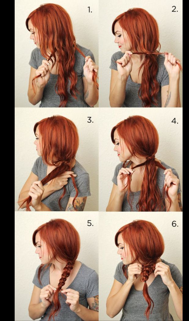 Hair Braid Simple Style Country Girl Pinterest Simple Style Hair And Style