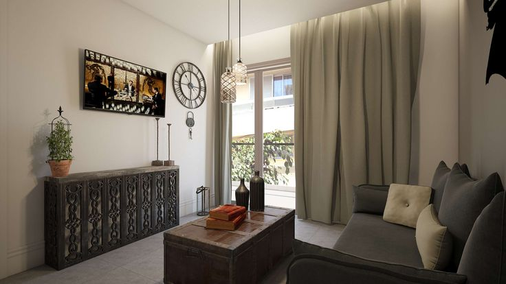 Castro Junior Suite - Living Room, Elakati Luxury Boutique Hotel, Rhodes , Greece