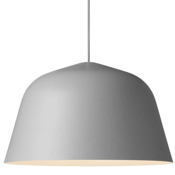 Muuto Ambit lampe grå