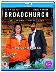 Broadchurch season 1 Netflix & Season 2 Amazon *****