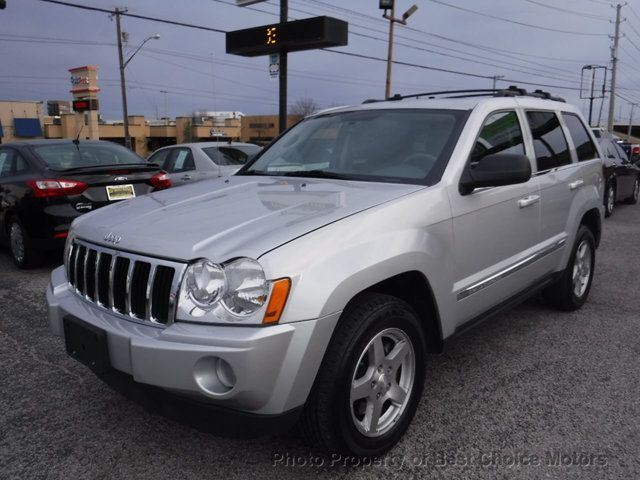 2006 Jeep Grand Cherokee 4dr Limited - Click to see full-size photo viewer