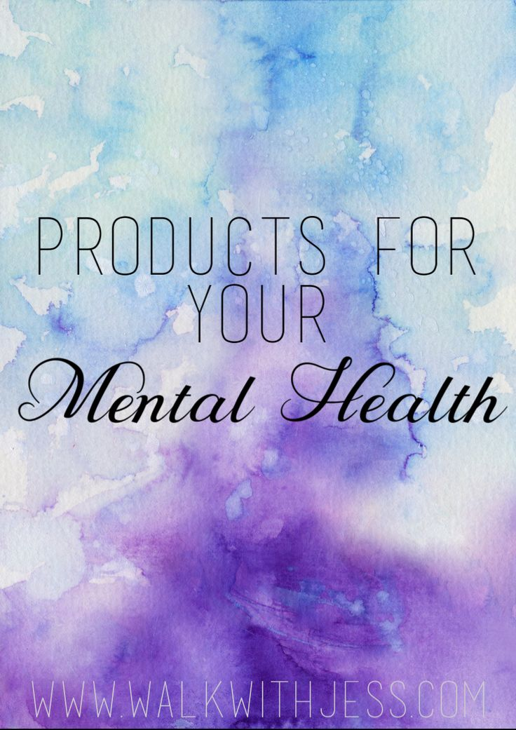 Products For Your Mental Health | WalkWithJess  Mental Health | Lifestyle Blog