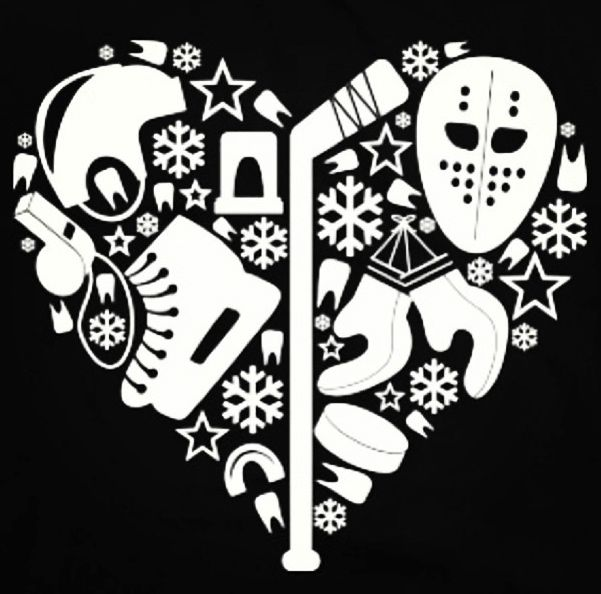hockey heart