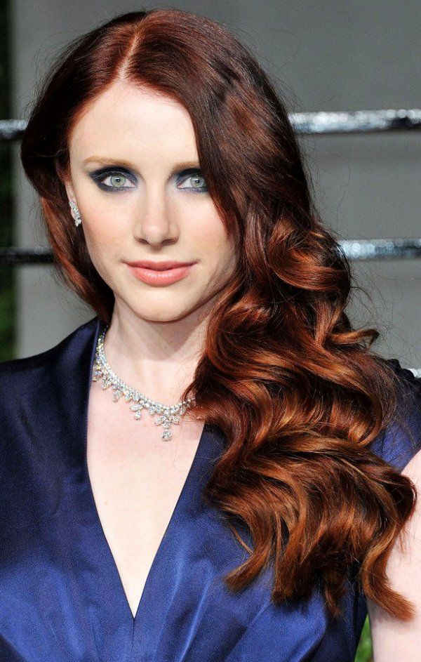 hair style for round head 25 best hendricks images on 6502 | db0a44dfba6502cdad94fa808f4cc311 bryce dallas howard auburn hair