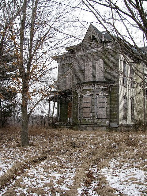 """Hannah's mother found her crying in her room.  When asked why, Hannah said, """"I dreamed our house was deserted and old and falling apart.""""  Her mother laughed and said, """"Don't be silly, that will never happen."""""""