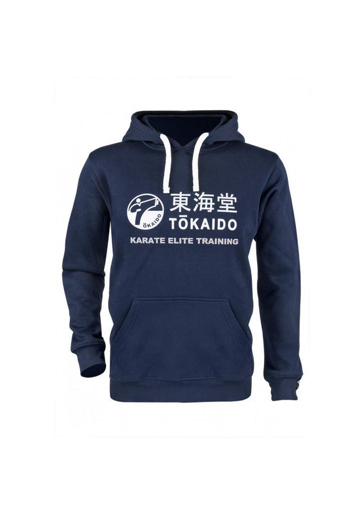 Bluza TOKAIDO Athletic Niebieska