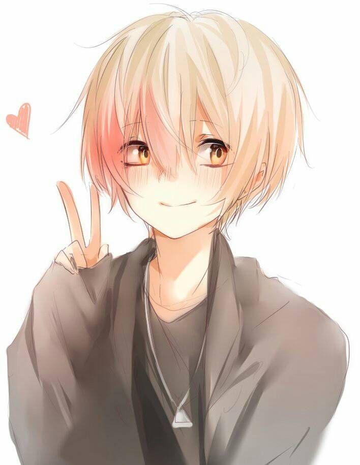SILENT LOVE (MALE! MARSHMELLO reader X RWBY)   Anime Guy/Boy