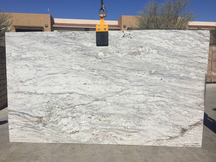 Thunder White Polished Granite In 2019 White Granite