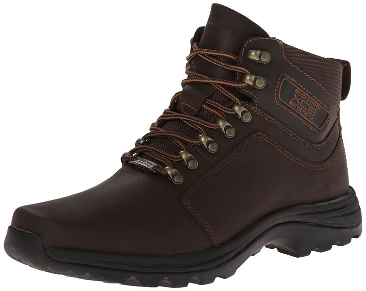 Rockport Men's Waterproof Cold Springs Elkhart Boot under a great lightning  deal