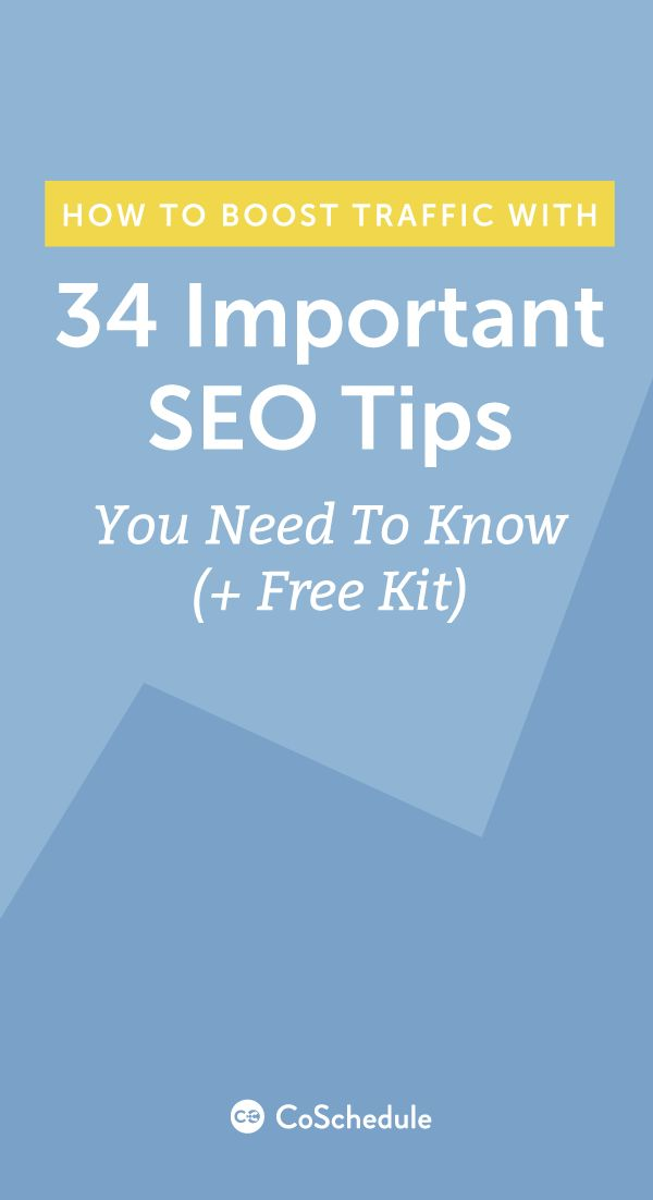 Why is SEO important? http://coschedule.com/blog/seo-tips/?utm_campaign=coschedule&utm_source=pinterest&utm_medium=CoSchedule&utm_content=27%20Important%20SEO%20Tips%20You%20Need%20To%20Know%20Now%20-%20CoSchedule
