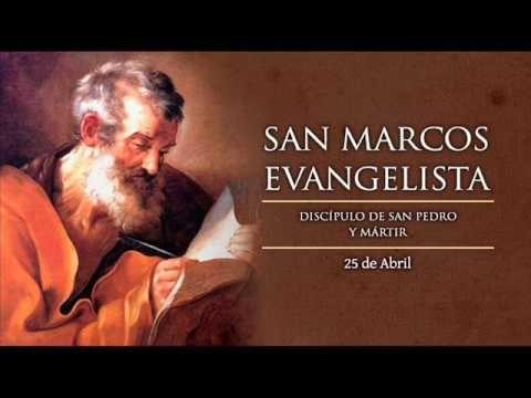 El Rincon de mi Espiritu: Laudes - Fiesta de San Marcos Evangelista - Martes...