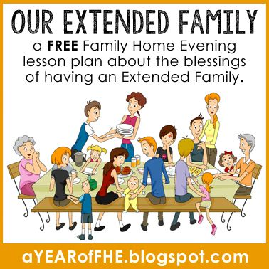 324 best family home evening images on pinterest for House plans for extended family