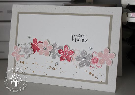 Love for Stamping: Petite Petals