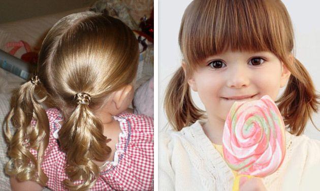 Kinderfrisuren Madchen Fur Lange Kurze Und Mittellange Haar Kinderfrisuren Kinderfrisuren Madchen Kinder Frisuren