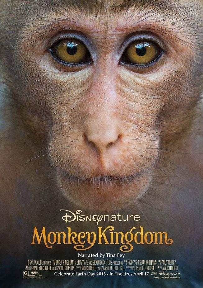 Disney Nature présente Monkey Kingdom. http://disney-planet.fr/disney-nature-presente-monkey-kingdom/