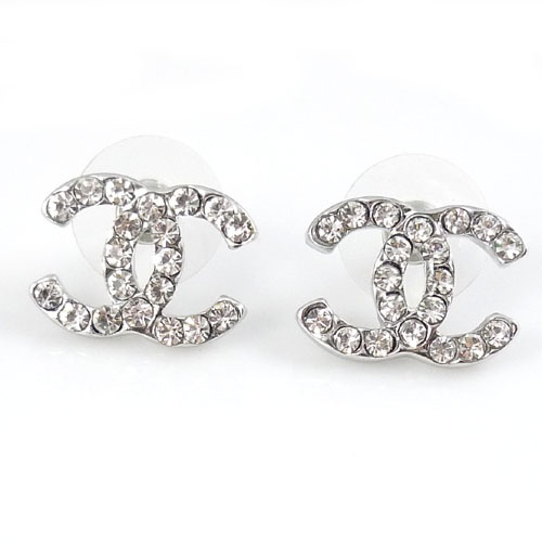 chanel double c earrings fashion jewelry pinterest. Black Bedroom Furniture Sets. Home Design Ideas