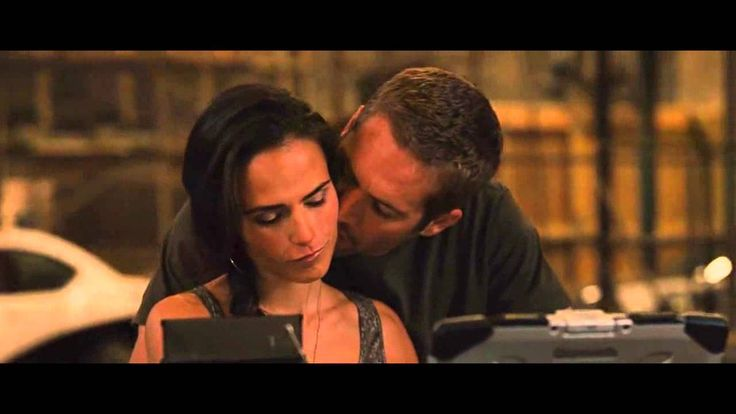 "Jordana Brewster & Paul Walker - ""Simple Incredible"".              This is hands down the best tribute with Paul and Jordana"