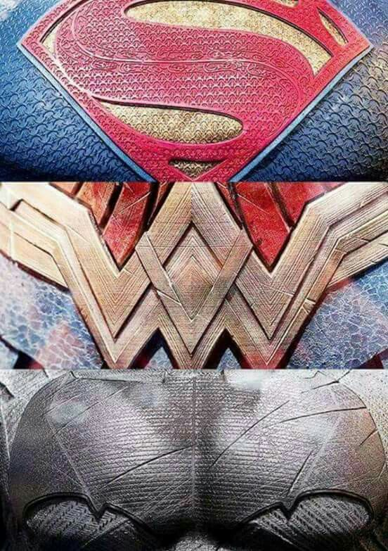 Superman WonderWoman Batman