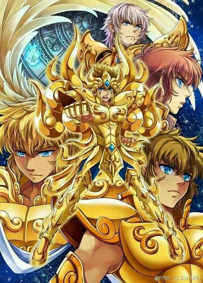 os golds de leão