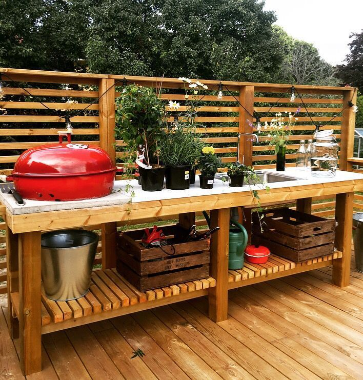 10 gorgeous outdoor yard kitchen ideas and designs for 2019 rh pinterest com