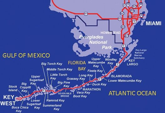 A Travel Guide to the Florida Keys   The Information That You Need To Get Here.