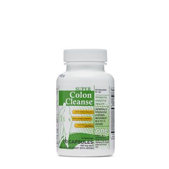 Super Colon Cleanse® | GNC