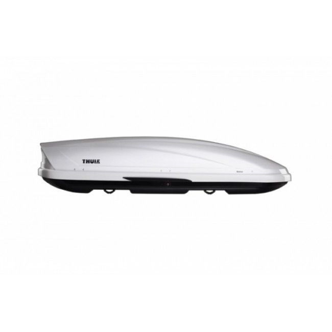 Motion 800 White Gloss - Roof Rack Superstore
