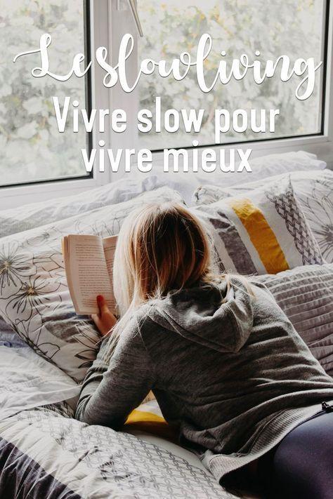 Le slowliving, vivre sluggish pour mieux vivre
