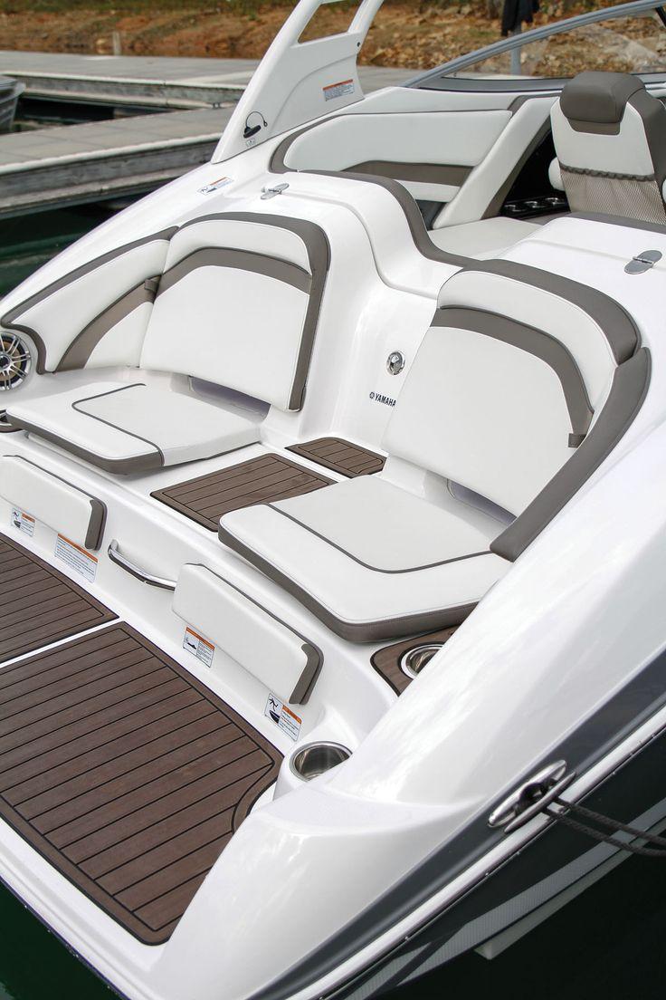 Yamaha 242 Limited S Review | SeaDek Marine Products Blog – Swim Platform Pads