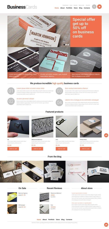 Stationery Responsive WooCommerce Theme E-commerce Templates, WooCommerce Themes, Business & Services, Business Services, Stationery Templates