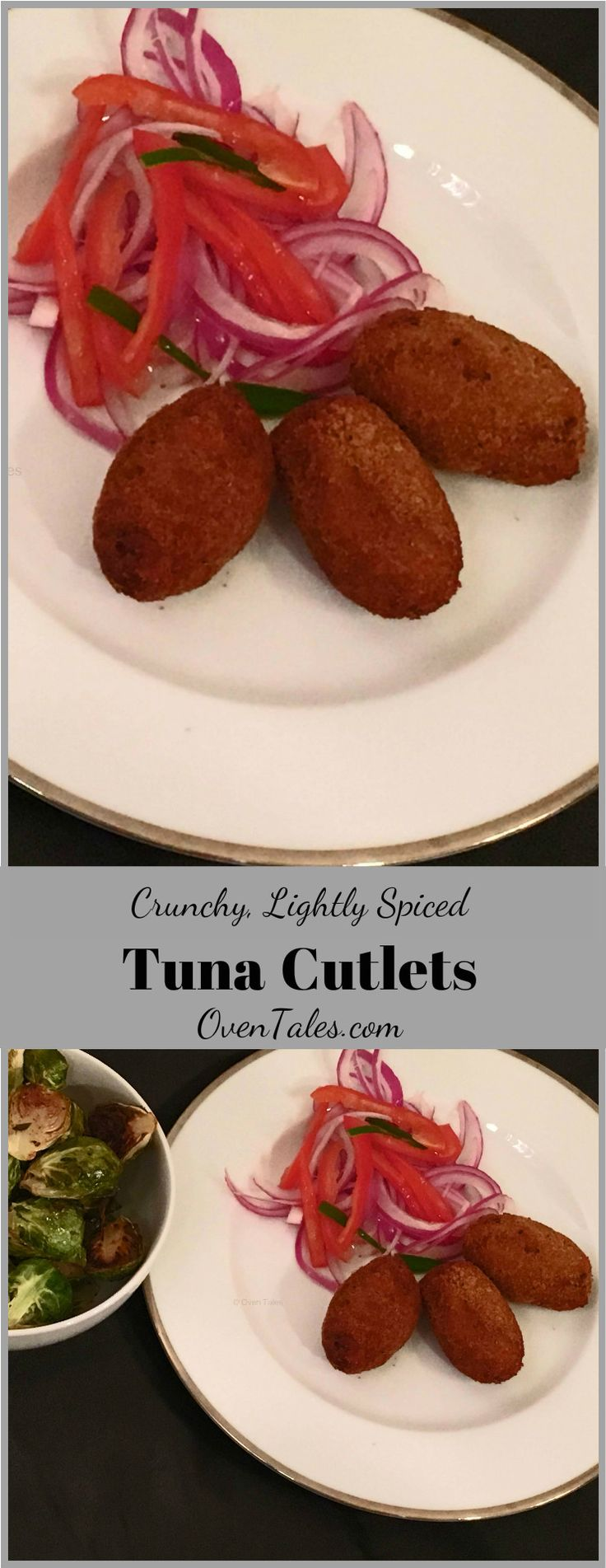 Tuna Cutlets – Seafood Recipes From The Kerala Coast. These lightly spiced Tuna cutlets are a crunchy and satisfying appetizer or snack.