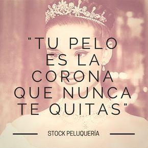Frase de #peluqueria. #bellezafrases