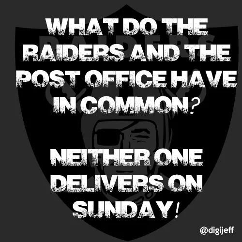 Sunday Night Football Quotes: 1000+ Images About Raider Hater On Pinterest