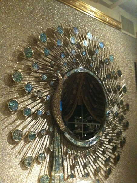 41 Best Images About Peacock Room Decor On Pinterest