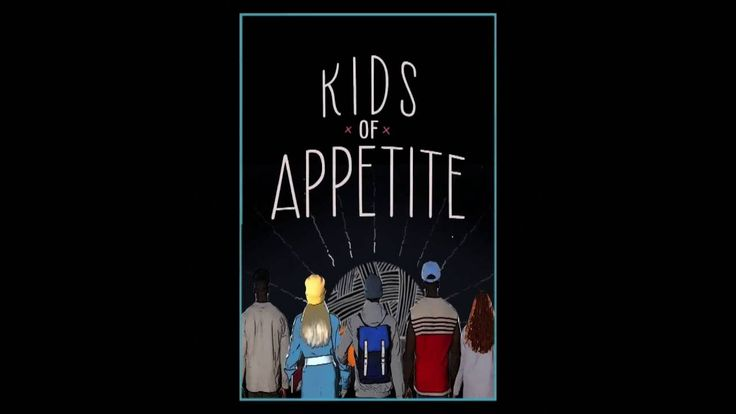 Kids of Appetite by David Arnold Book Trailer