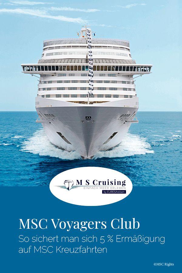 Msc Voyagers Club Exklusives Treueprogramm Fur Kreuzfahrtgaste Kreuzfahrt Msc Kreuzfahrten Schiffsreise