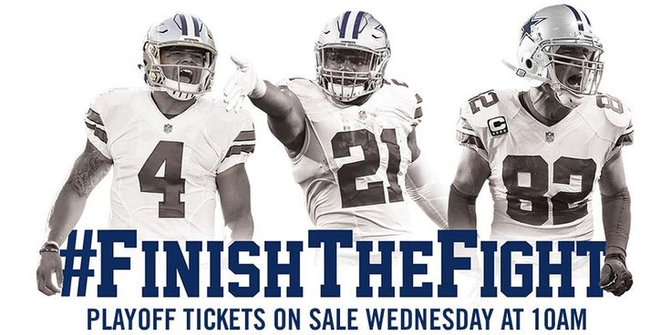 #Dallas Cowboys are NFC East Champions # Finish The Fight
