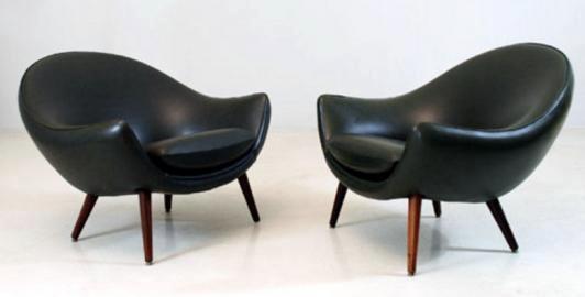 Chairs by Fredrik Kayser
