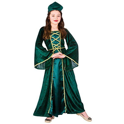 Medieval / Tudor Princess (8-10) Girls Fancy Dress Histor... https://www.amazon.com/dp/B00LMYC1Z0/ref=cm_sw_r_pi_dp_x_Rij5xbVDJBA12