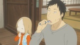 """By force of circumstances, a 30-year-old single man with a full-time job suddenly starts raising a 6-year-old girl. While running each other ragged, the two of them gradually grow into a """"family"""". This is the long-awaited anime version of """"Bunny Drop"""", the extremely popular and finely crafted comic by Yumi Unita. It's a heartwarming and entertaining work that naturally depicts child-raising experiences, but also the instantly relatable warmth and noise of being in a family."""