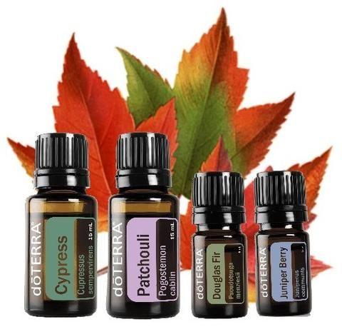 doTERRA Autumn Meadows Pack - Skin Essentials Save 10%